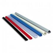 Boîte de 25 baguettes à relier manuelles SERODO 9mm incolore - Claircell
