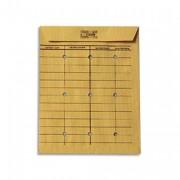 Boîte de 250 pochettes courrier interne autoadhésif format 260x330 24 - La Couronne