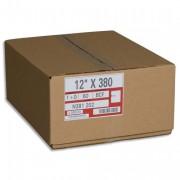 Boîte de 2500 paravents listing 380x12 pouces 1 exemplaire blanc 60g bande caroll fixe - SPAT