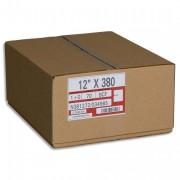 Boîte de 2500 paravents listing 380x12 pouces 1 exemplaire blanc 70g bande caroll fixe - SPAT