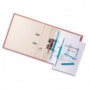 Boîte de 50 attaches à relier avec perforations Capiclass B - ACCO