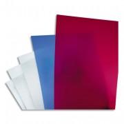 Boîte de 50 couvertures PolyClear translucide matte 450 microns IB387159 - Gbc