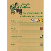 Boîte de 50 feuilles kraft papier A4 165 g ALFAC PCL 1596 - Decadry by Apli