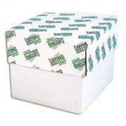 Boîte de 500 paravents listing 240x12 pouces 4 exemplaires blanc bande caroll détachable - SPAT
