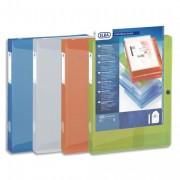 Boîte de classement transparence personnalisable 24 x 32 dos 4cm coloris assortis - Elba