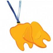 Boite en plastique pour dents de lait - Dimensions extérieures (L x I x H) mm : 65 x 55 x 15