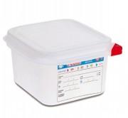 Boîte hermétiques alimentaire - Résistance de - 40° à 90°