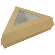 Boite patisserie carton - Dimensions (L x l x h) : 170 x 170 x 130 mm