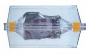 Boite plastique à membrane - Dimensions Intérieures (L x l x H) mm : 100 x 50 x 25 à 300 x 150 x 25