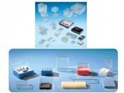 Boite plastique rectangulaire - Dimensions intérieures (L x l x H) mm : De 24 x 5 x 65 à 349 x 203 x 36