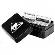 Boite pour composants électroniques - Dimensions intérieures (L x l x H): De 50 x 30 x 16 à 115 x 115 x 55 mm