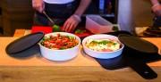 Boîte-repas à emporter réutilisable - Incassable, durable et 100% recyclable