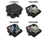 Boites de jonction ATEX  - Boites de jonction pré-équipées Boitier ATEX 114x114mm