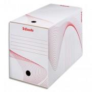 Boîtes Esselte en carton ondulé blanc - Esselte