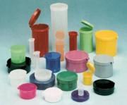 Boîtes étanches en polypropylène - Capacité : de 7 à 524 ml -  Disponible en 19 modèles