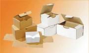 Boites postales découpées - Dimensions (L x l x h) mm : 100 x 80 x 60 à 430 x 300 x 120