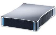 Boîtier externe aluminium pour disque dur IDE - Boîtier externe aluminium pour disque dur IDE -  3.5