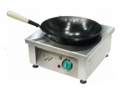 Bol wok à induction - Wok diamètre 300 mm