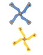 Boomerang pour enfant - Diamètre (cm) : 30