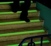 Bord de Marche Super Agrippant Photoluminescent - Revêtement antidérapant pour marches