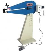 Bordeuse moulureuse électrique en tôle  - Capacité acier doux : 1,2 mm