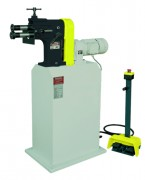 Bordeuse moulureuse électrique ergonomique - Épaisseur maximale de tôle : 1,2 mm