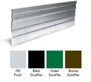 Bordure aluminium pour paysage BTP