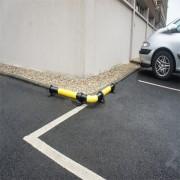 Bordure de protection pour parking - Bordure de protection et contrôle des impacts