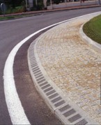 Bordure trottoir beton
