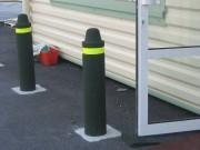 Borne anti-stationnement parkings - Diamètre (mm) : 185