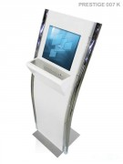 Borne audiovisuelle pour espaces évènementiels - - Alimentation : 300 VA / 180 W par borne