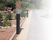 Borne d'éclairage extérieur - S'adapte aux environnements humides