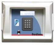 Borne de contrôle d'accès et de pesage - 2 modes de fonctionnement : Autonome - En liaison avec PC