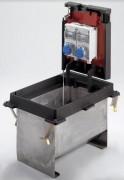 Borne de distribution d'énergie standard - Pour prises électriques monophasées et/ou triphasées de 16A, 32A et 63A