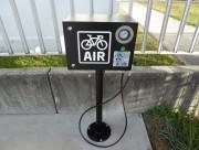 Borne de gonflage électrique pneu vélo - Gonflage électrique 7 bars