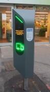 Borne de livraison tactile - Borne permettant de gérer les places de livraisons.