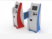 Borne de paiement en ligne espaces publics - Tous types de lecteurs de cartes bancaires