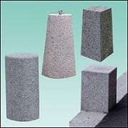 Borne en granit - Bornes granit  Classiques