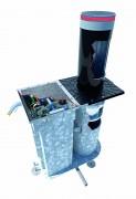 Borne escamotable automatique anti-bélier - À motorisation électrique/ Usage: élevé à intensif