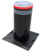 Borne escamotable automatique de contrôle d'accès - Transmission hydraulique/ Usage: modéré à élevé
