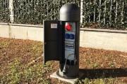 Borne fixe de distribution d'énergie - Tension : 220V-400V - Puissance : max 125A