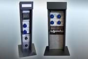Borne fixe distribution énergie - Puissance : max 125A