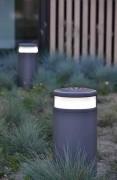 Borne solaire à LED - Usage extérieur