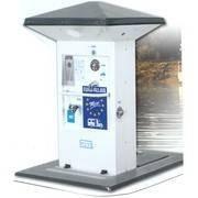 Bornes distributeur d'énergies 1 véhicule - Borne EURO-RELAIS Mini 1 véhicule (Réf. : ERM1BS)