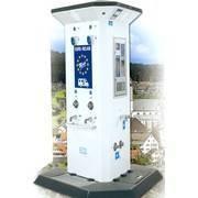 Bornes distributeur d'énergies 2 véhicules - Borne EURO-RELAIS Maxi 2 véhicules (Réf. : ERJL2AP)