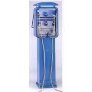 Bornes distributeur d'énergies Aquarius 118 mixte - Sécurité (Réf. : Aquarius/138EE)