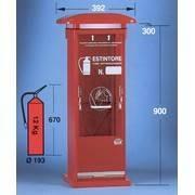 Bornes distributeur d'énergies Aquarius 18 W - Sécurité (Réf. : Minus/90E)