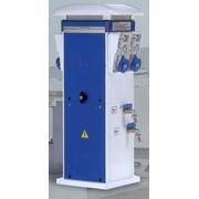 Bornes distributeur d'énergies Aquarius 90 1 à 4 prises - Eau/Electricité (Réf. : Minus/90P.R)