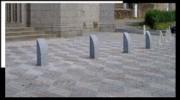 Bornes granit Concorde - Borne granit