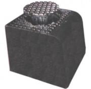 Bouche à clé au revêtement bitumineux - Adduction d' eau - Dimension extérieure (mm) : 200